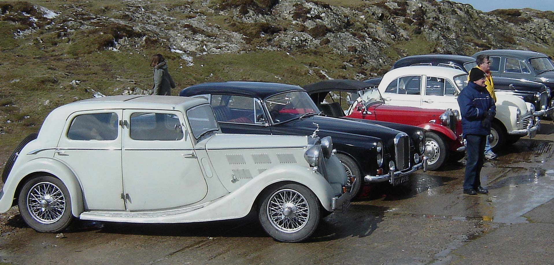 North Wales Classic Cars